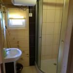 Domki na Morskiej - prysznic